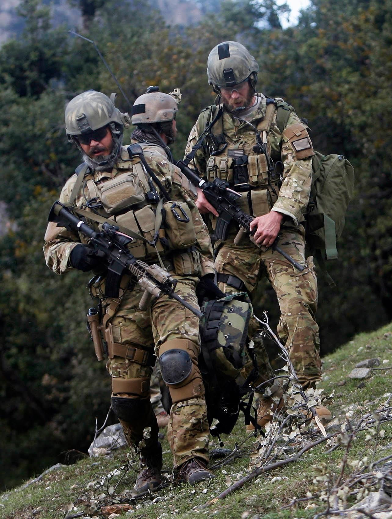 U.S. Special Forces Green Beret Picture of the Day.