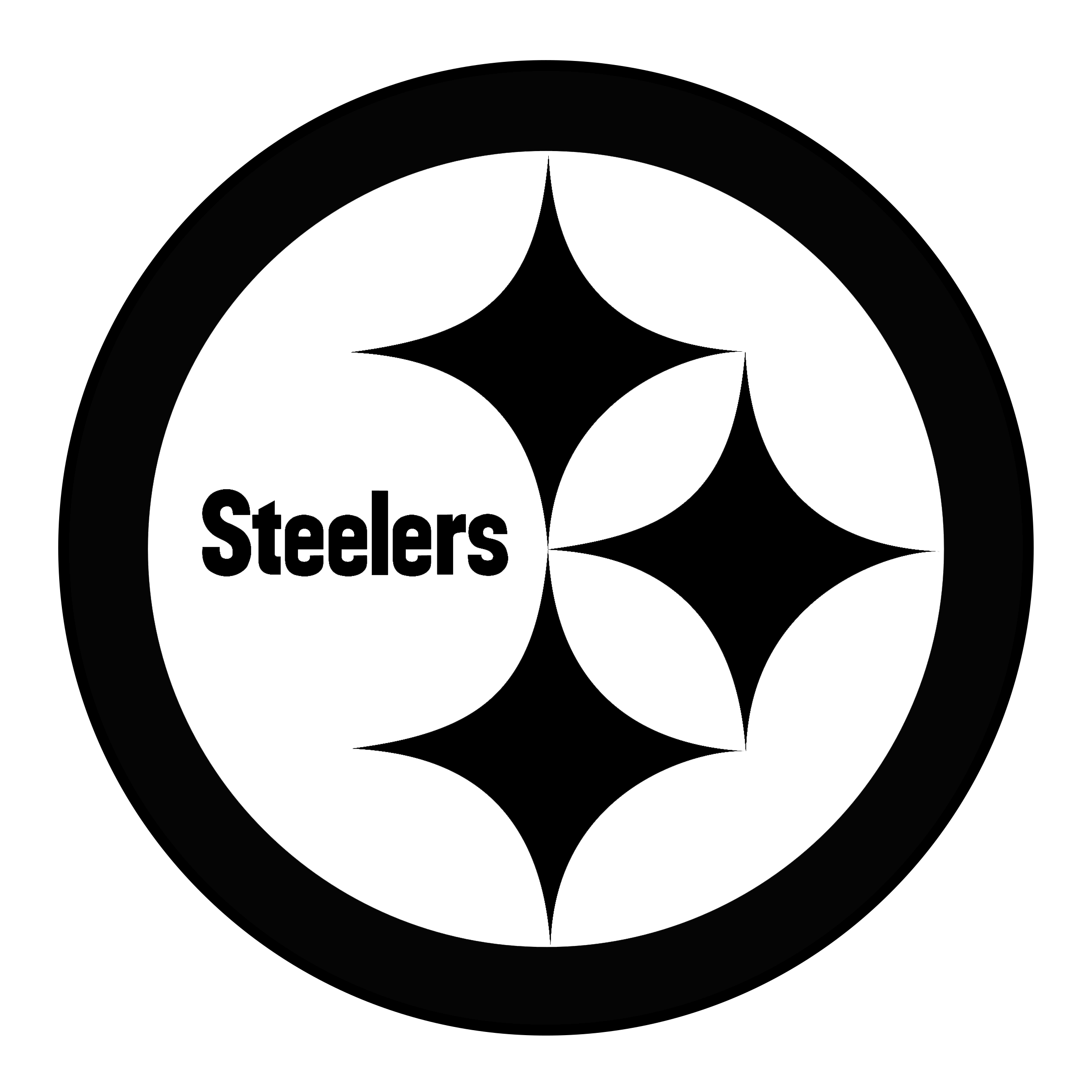 Pittsburgh Steelers Logo PNG Transparent & SVG Vector