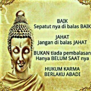 Pin Di Buddha Indonesia Quotes