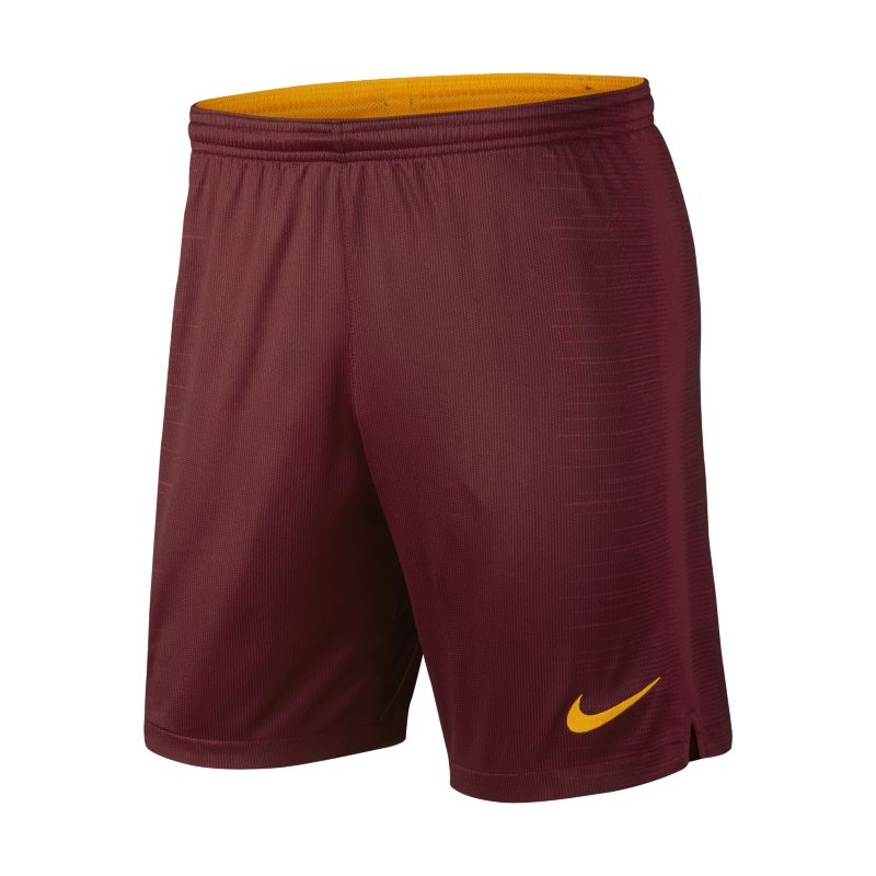 2018 19 A.S. Roma Stadium Home Away Men s Football Shorts - Red ... ff0afbb7a