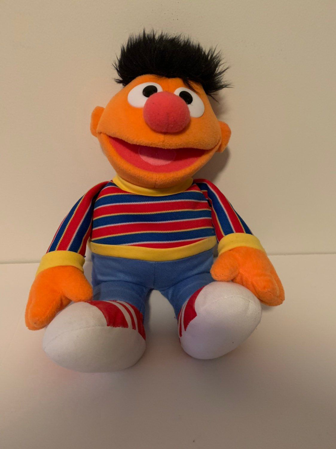 Weighted Stuffed Animal Ernie 1 1 2 Lb Washable Weighted Buddy