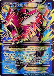 Méga Léviator Ex Makayla Pinterest Pokémon Pokemon