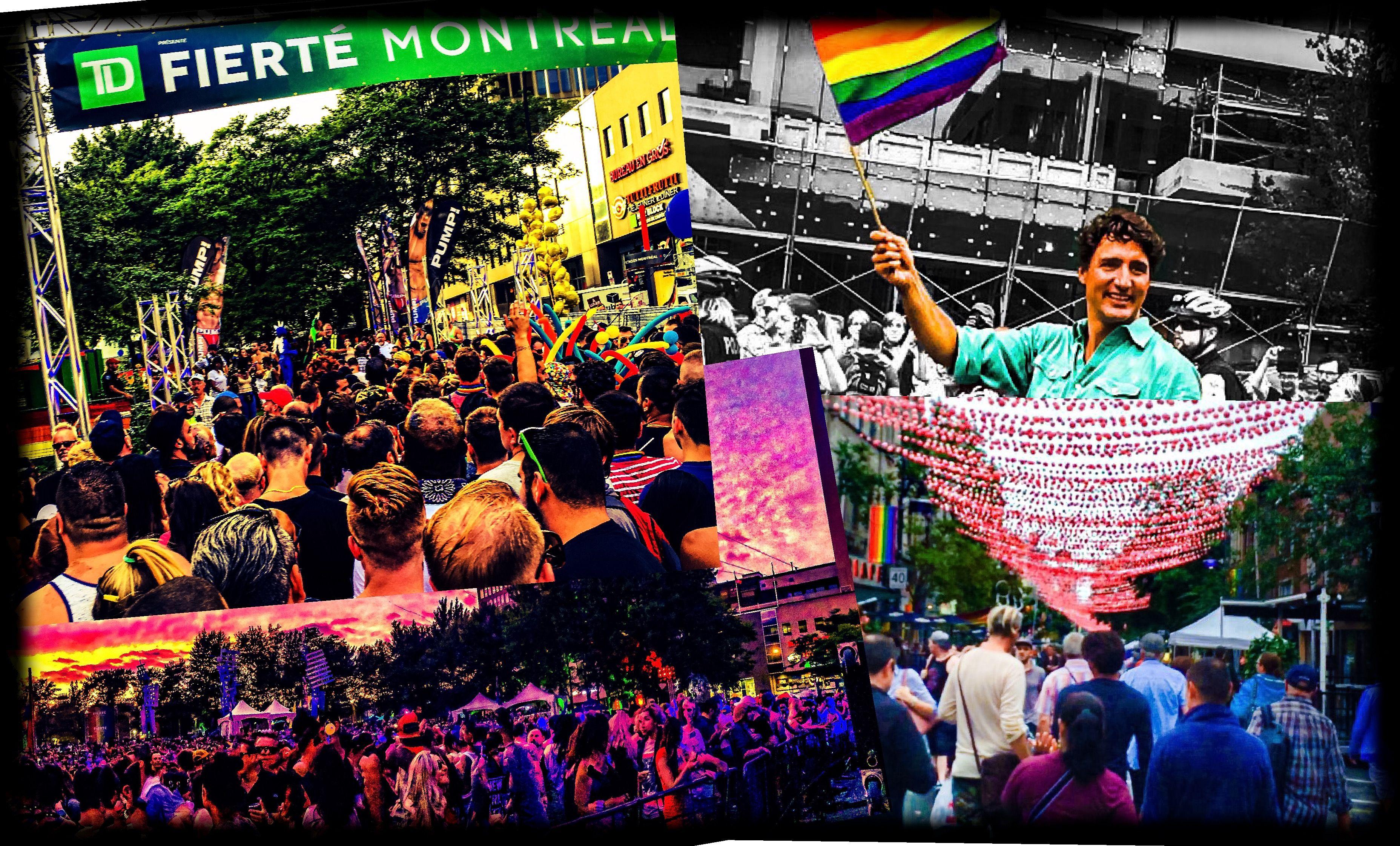 Montreal gay pride week