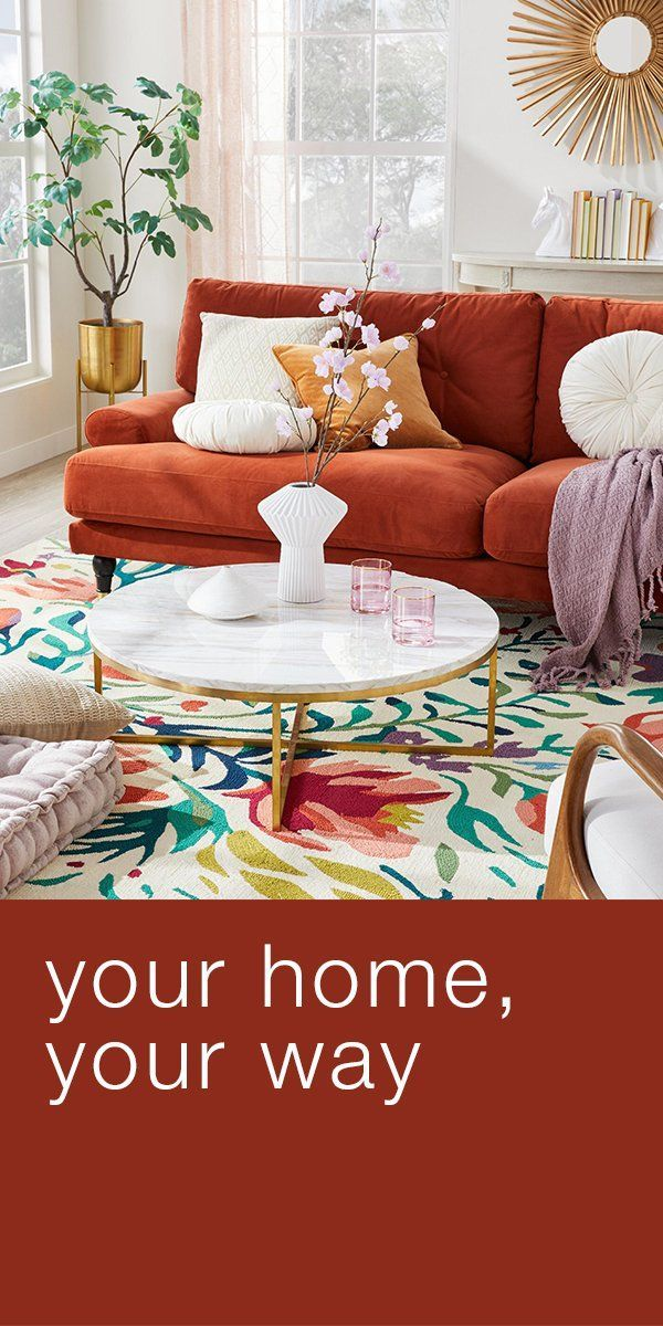 Add some cozy flare to your living room with gorgeous living room furniture from Overstock, plus enjoy Free Shipping on EVERYTHING!* #livingroom #furniture #livingroomfurniture #sofas #armchairs #livingroomseating #livingroomarmchairs #livingroomsofas #stylishlivingroom #familyroom #coffeetables #poufs #endtables #accenttables #couch #livingroomessentials #livingroomgoods #freeshipping #furnituredeals