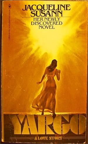 Yargo by Jacqueline Susann > This book inspired my mother and then she gave me this name