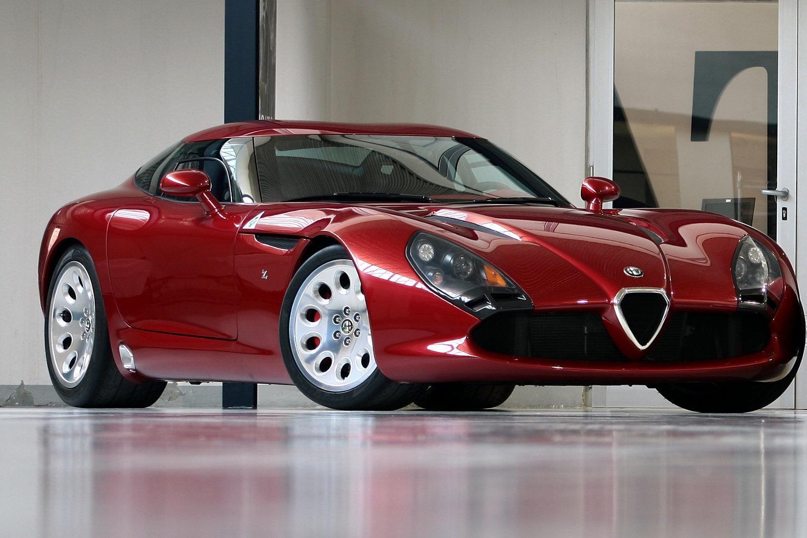 Alfa Romeo Zagato Stradale Yes Please Cool Stuff
