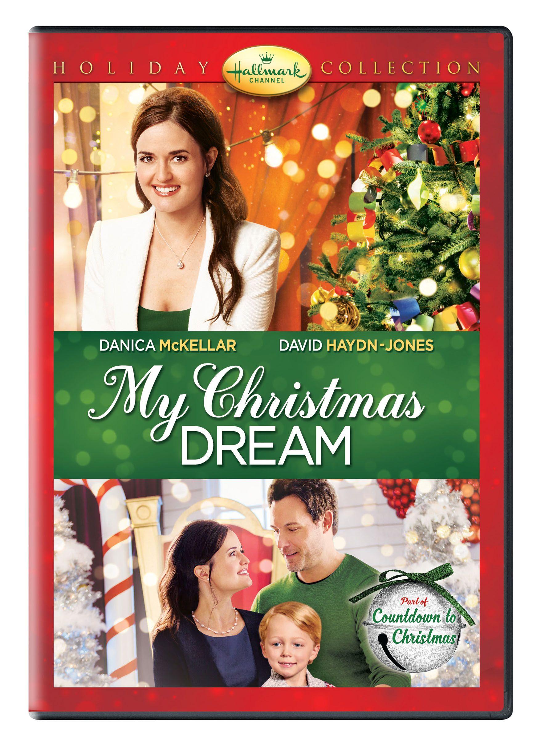 My Christmas Dream 2019.My Christmas Dream Walmart Exclusive Dvd In 2019 Dance