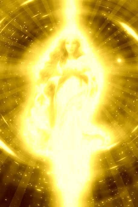 We're All Spiritual Light Beings Of Divine Consciousness !...Love Is Eternal Energy Flowing Magically From Within Us !.… | Spiritual art, Spirituality, Divine light