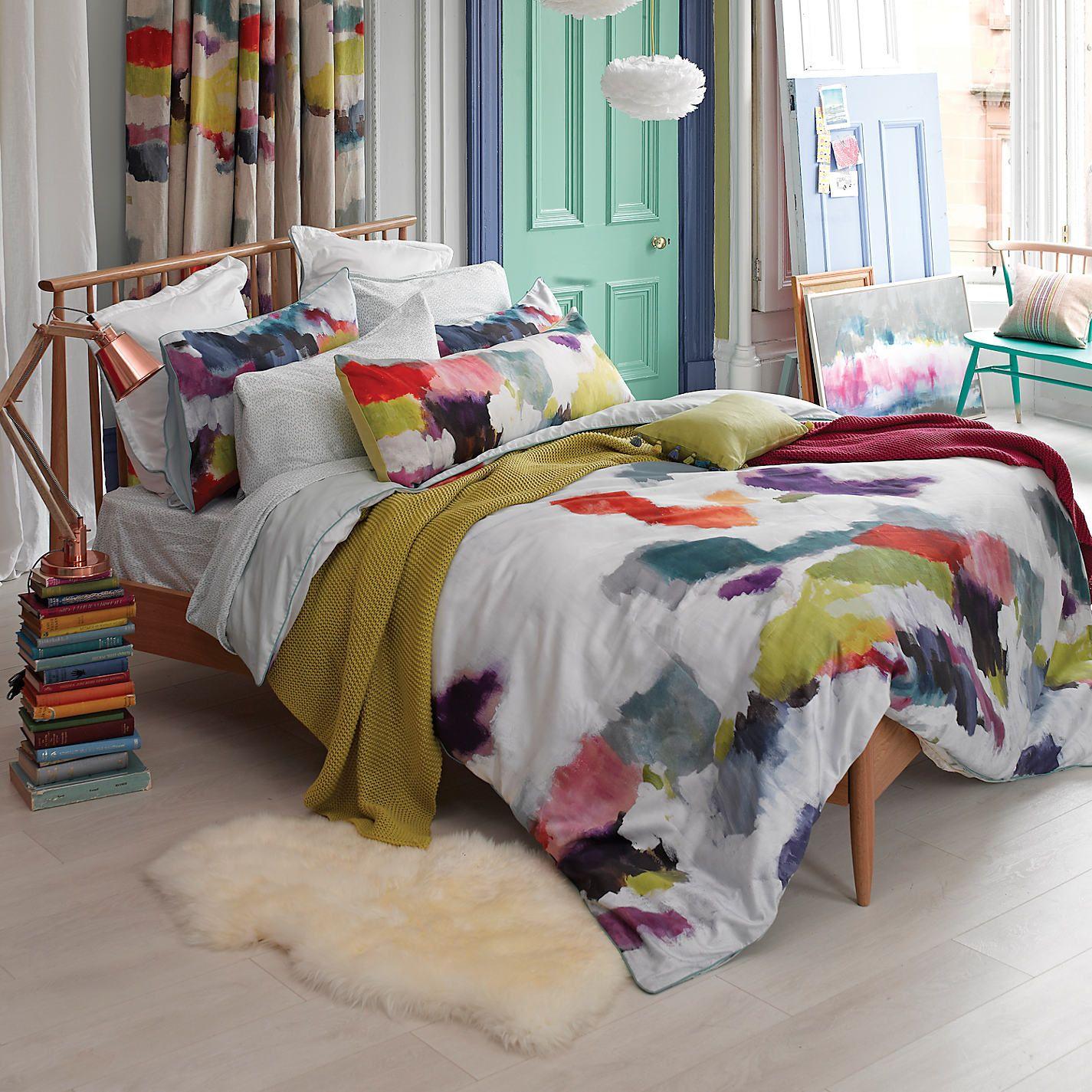 Bluebellgray Nevis Bedding From Our Duvet Covers Pillowcases Range At John Lewis Free