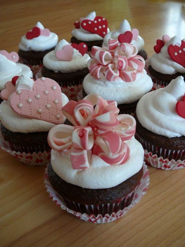 Schön Southern Blue Celebrations: Valentine Cupcake Ideas U0026 Inspirations