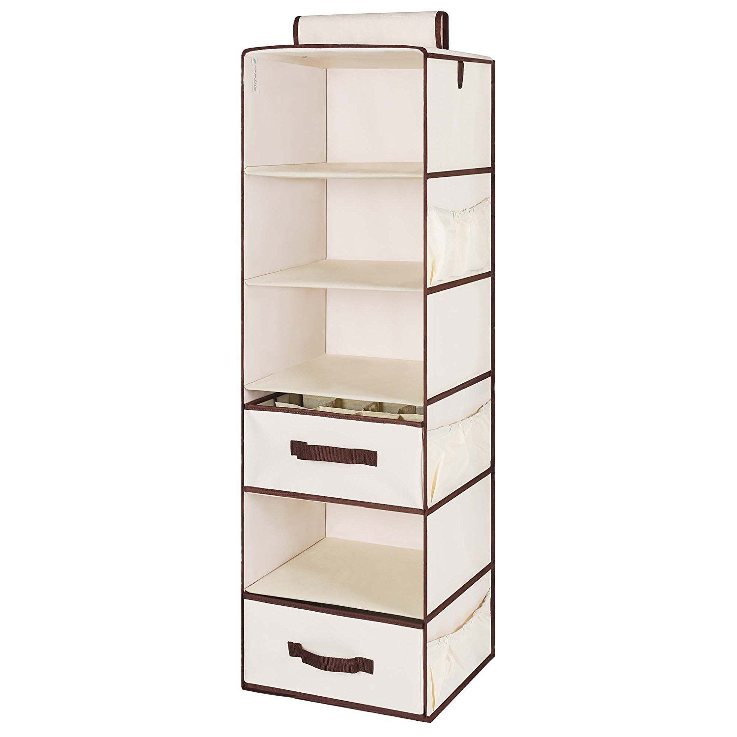 in an organizer linen organization storage overview custom design hanging closet with system drawers of options reach basic
