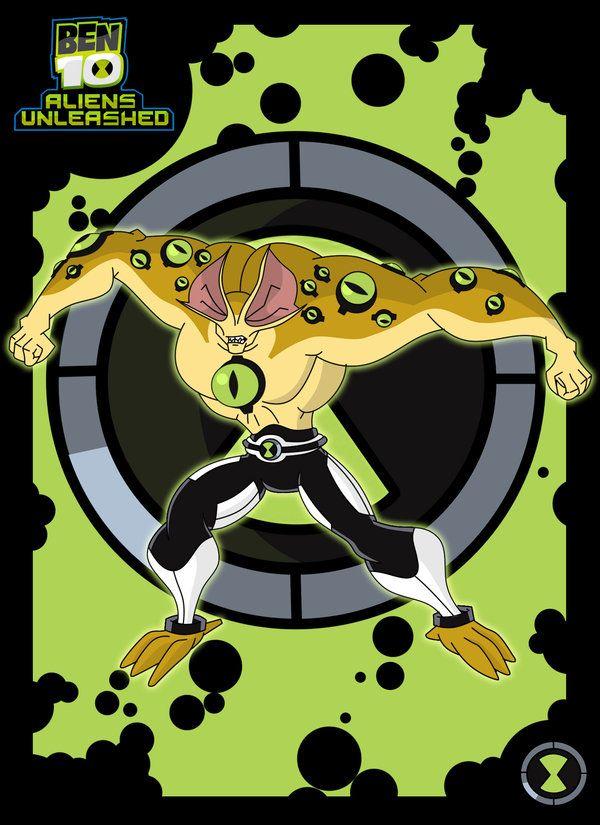 Eye Guy By Illuminate01 On Deviantart Cartoon Ben 10 Alien