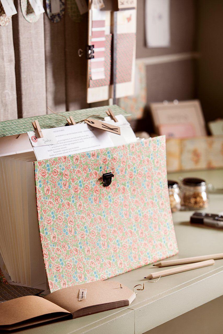 Organiza tus papeles: trucos prácticos y bonitos · ElMueble.com · Trucos