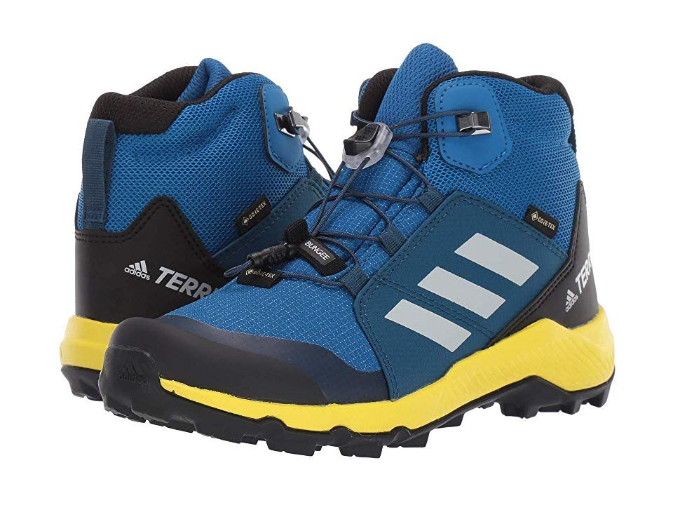 adidas Outdoor Kids Terrex Mid GTX (Little KidBig Kid) Boys