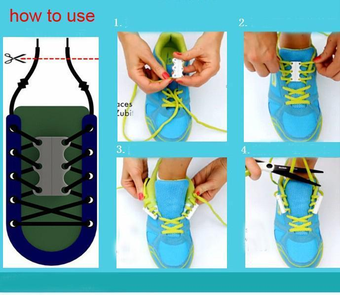 The Never Tie Magnetic Shoelaces Are Engineered To