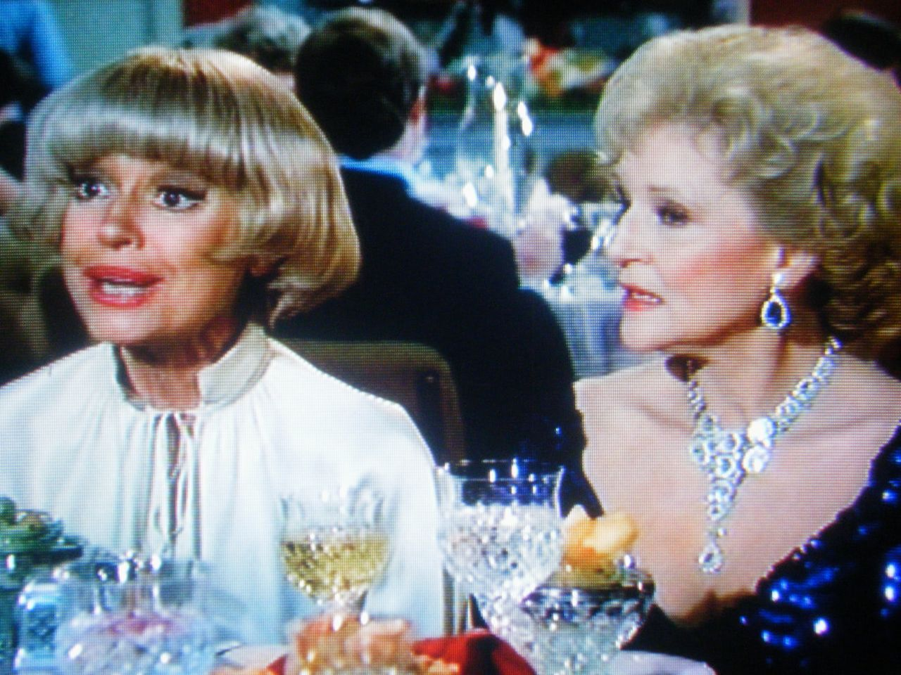 The Love Boat Betty White and Carol Channing   The Love ...