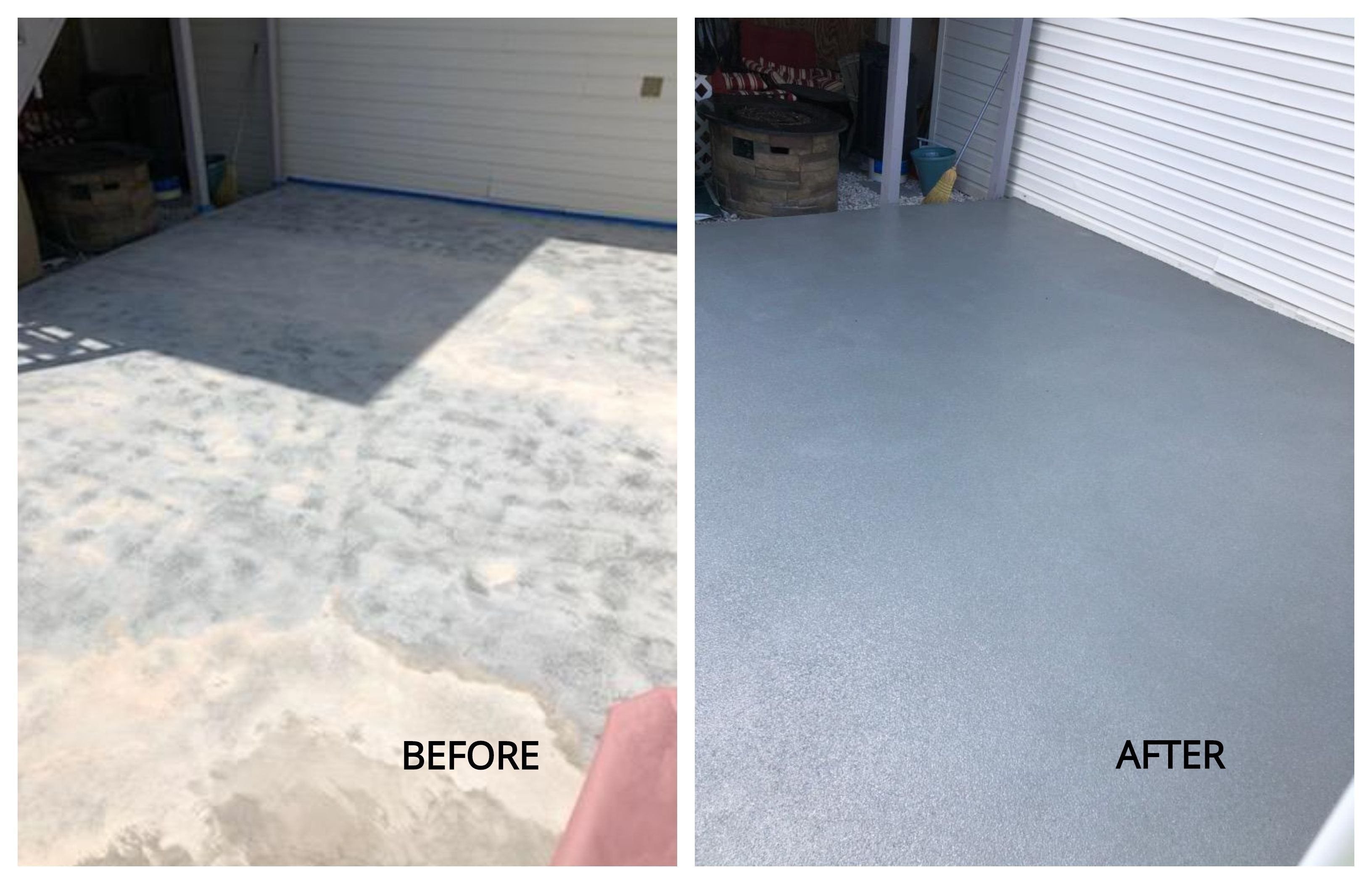 Wow Epoxy Your Concrete Deck Porch Patio Garage Or Basement Call 717 701 8663 For A Free Estimate Our High Quality Co Concrete Deck Porch Patio Concrete
