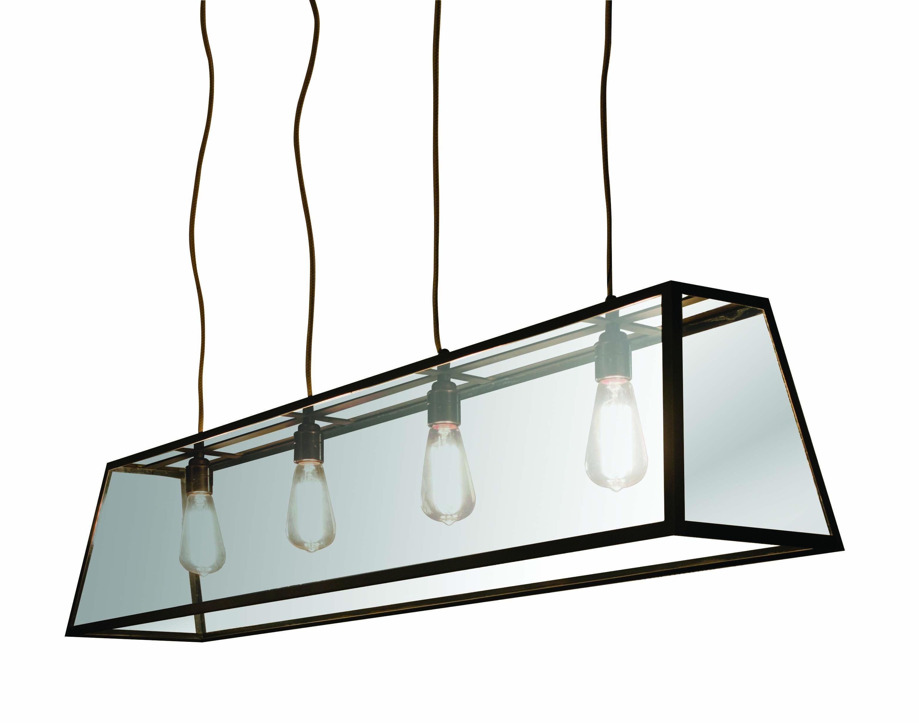 roche bobois roche bobois diner light brass and glass suspension design peter bowles. Black Bedroom Furniture Sets. Home Design Ideas