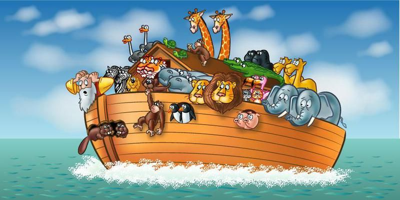 12+ How many animals did noah take on the ark ideas