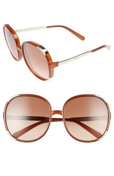 50c5cd7f90d4 Chloé Myrte 61mm Sunglasses available at  Nordstrom