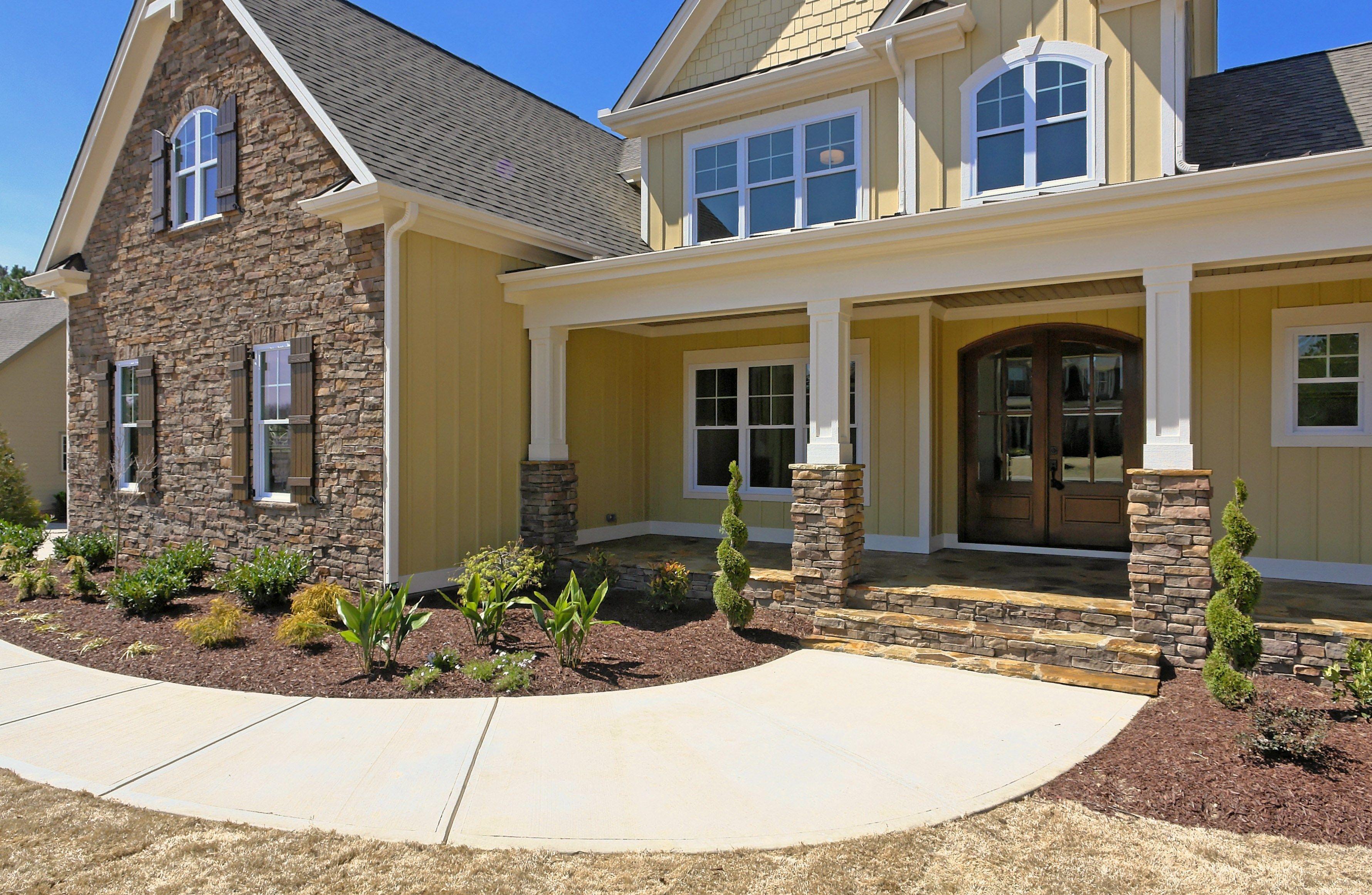 house front door elevation design  | 225 x 280
