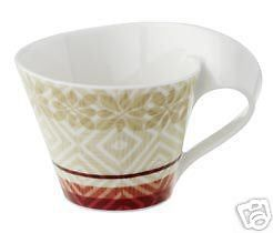 Villeroy Boch New Wave Caffe Okavango Cappuccino Cup New Ebay Cappuccino Cups Caffe Cappuccino