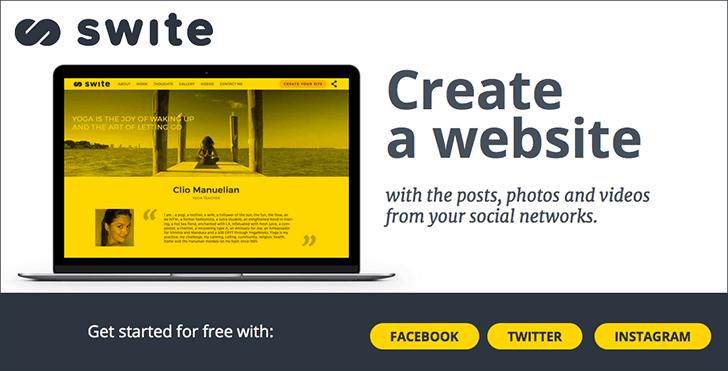 كيفية تحويل منشوراتك على الشبكات الاجتماعية إلى موقع إلكتروني Twitter Instagram Social Networks Photo And Video