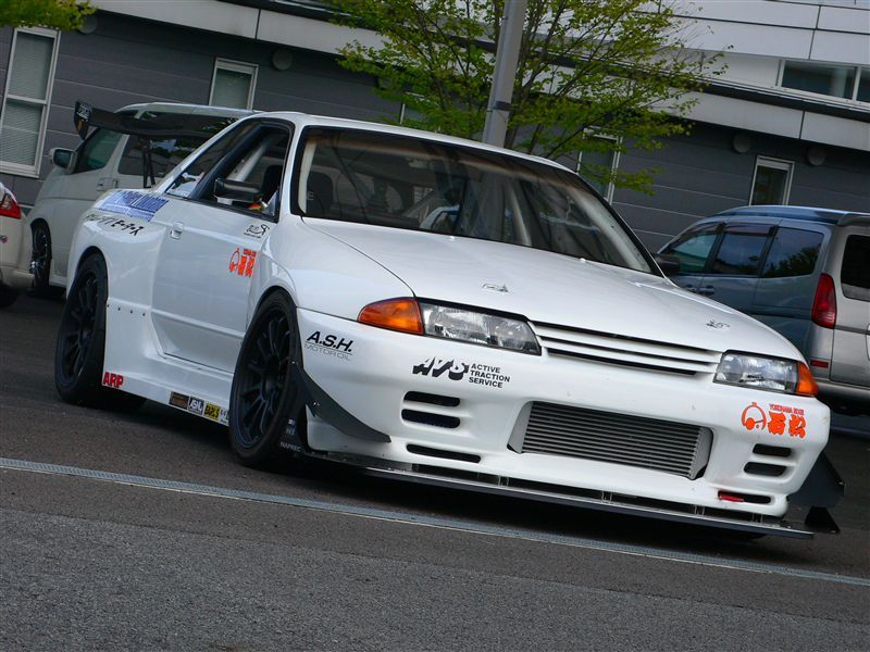 Nissan R32 GTR Time Attack