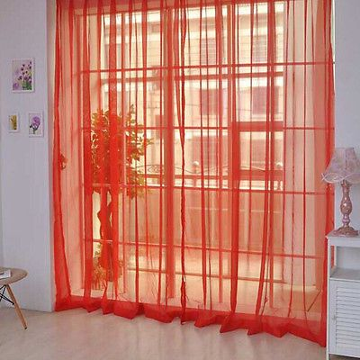2Pc Sheer Voile Door Curtain Window Room Curtain Divider Scarf Panel Drape Solid https://t.co/M3YA6fgnqo https://t.co/vqXFcMmwMg