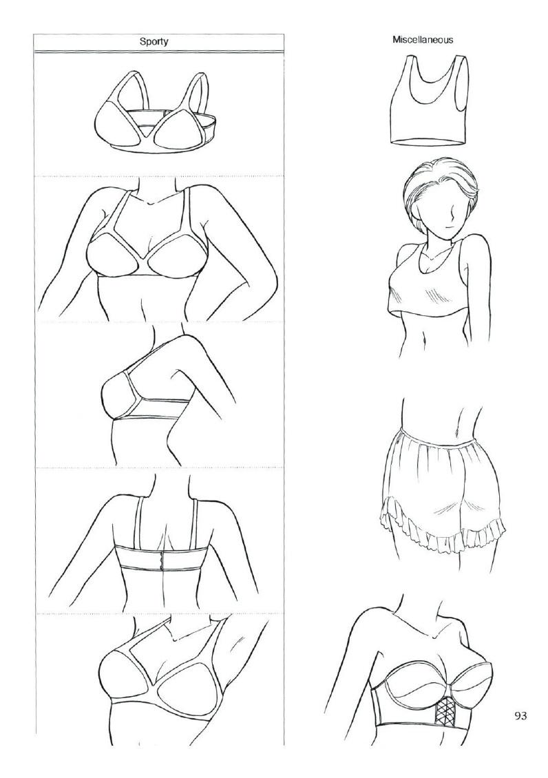 Aprenda a desenhar mangá feminino Drawing Female Manga