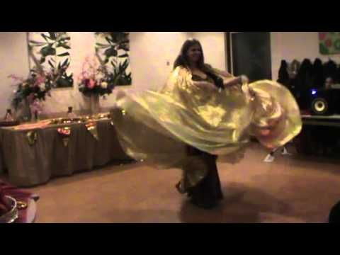 Shaheen buikdanseres IsisWings - YouTube