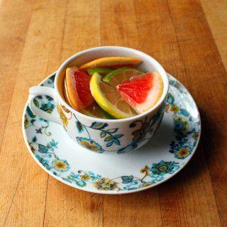 Ginger Citrus Tea