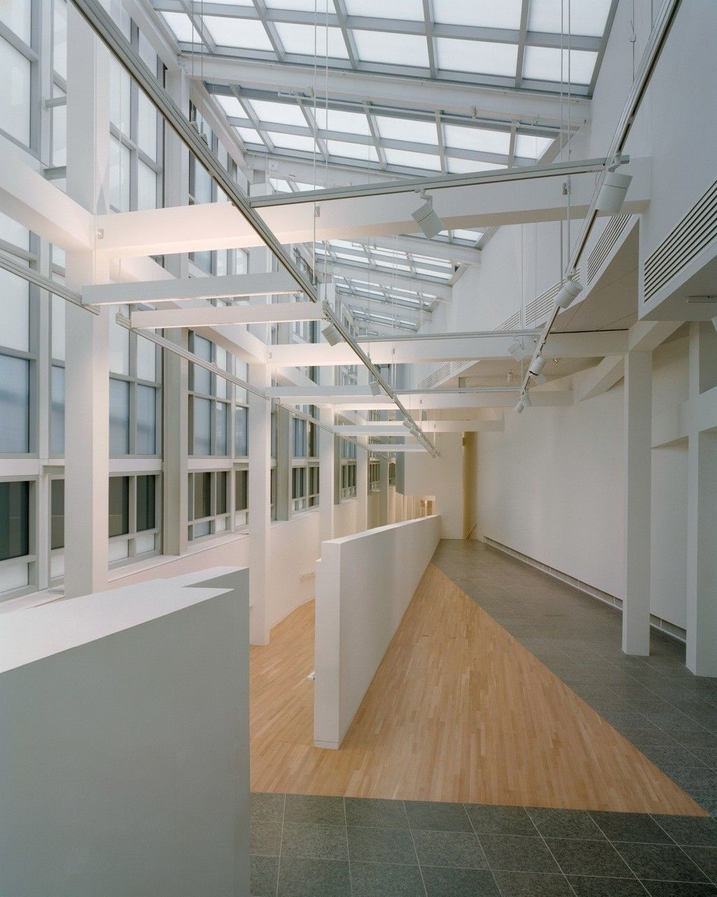 Interior Design Vs Architecture Reddit: Gallery Of AD Classics: Wexner Center For The Arts / Peter
