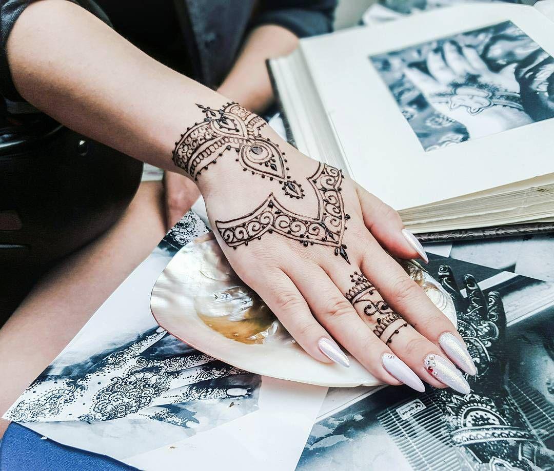 Something Delicate Jagua Gel Henna Hennapro Mehndi