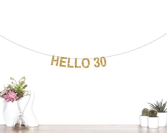 Pin By Allie Drazin On Talk Thirty To Me Happy 30th