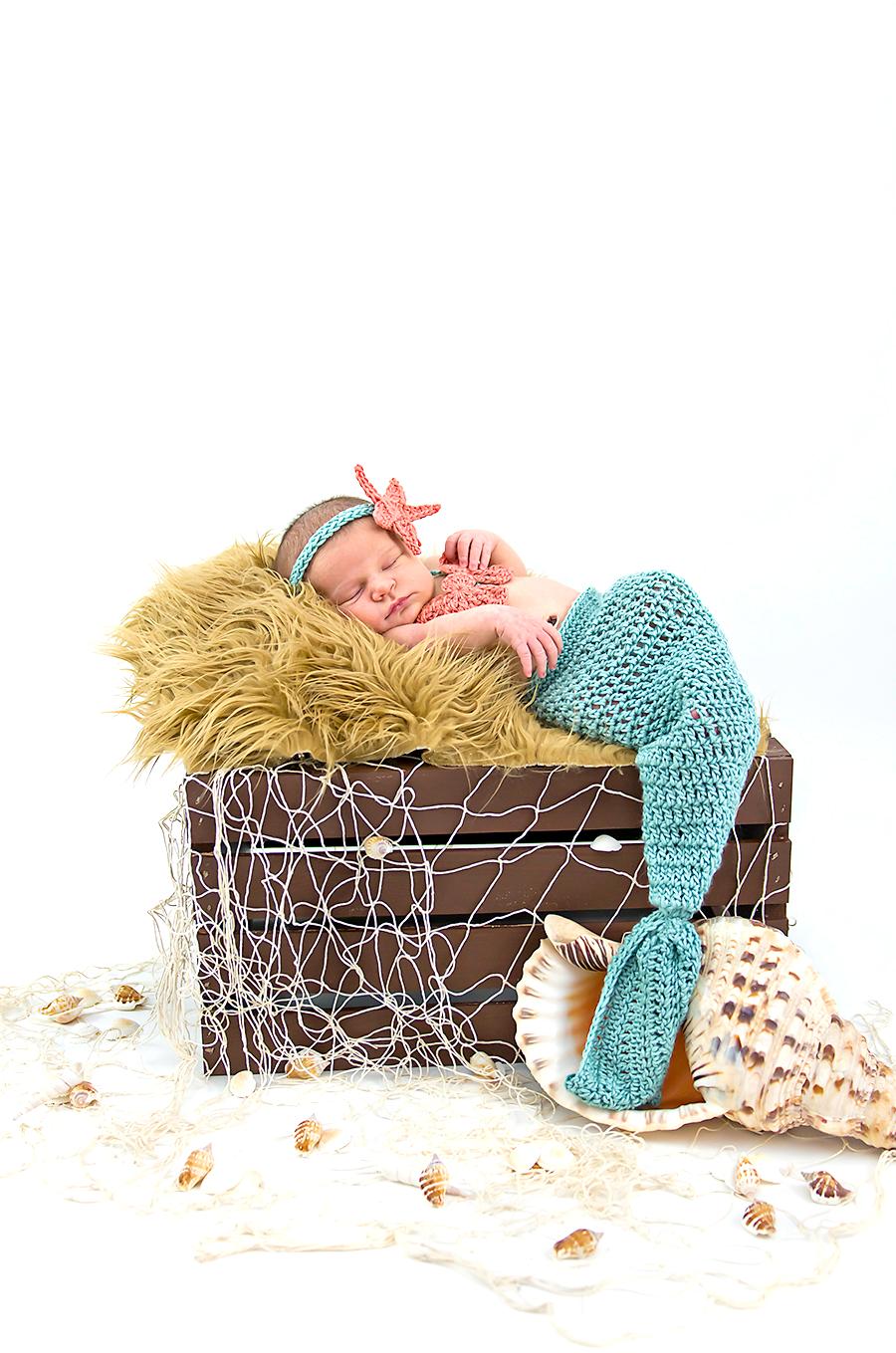 baby mermaid Memories Made by Meredith