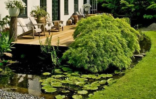 Beautiful Japanese Garden Design, Landscaping Ideas for Small Spaces - paisaje jardin