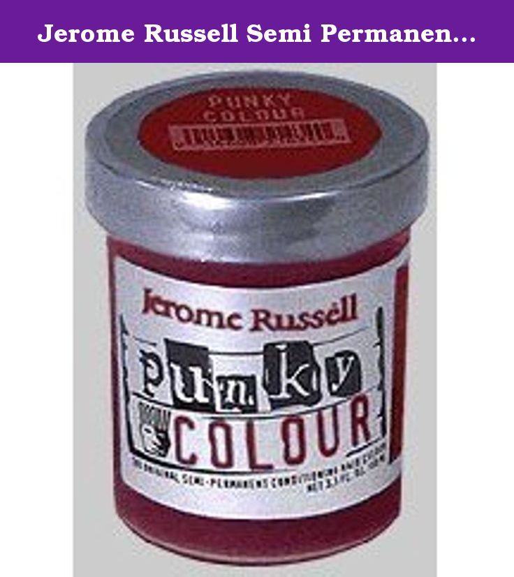 Color Remover For Semi Permanent And Demi Permanent by jerome russell #9