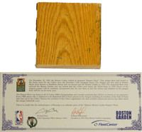 Nba Boston Celtics Gameday Sports Memorabilia Boston Garden Boston Celtics Parquet Flooring
