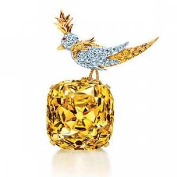 Top 5 Most Expensive Yellow Diamonds, the 287 carat Tiffany diamond discovered in South Africa in 1877- tiffanys jewellry for the ladies favours