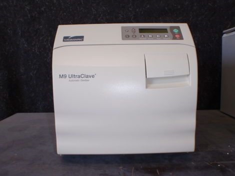 B and D Dental Equipment Liquidations MIDMARK M9 Autoclave Tabletop for sale