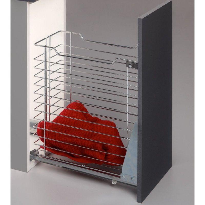 Cesto extra ble para armario ideal para dejar la ropa for Muebles para montar