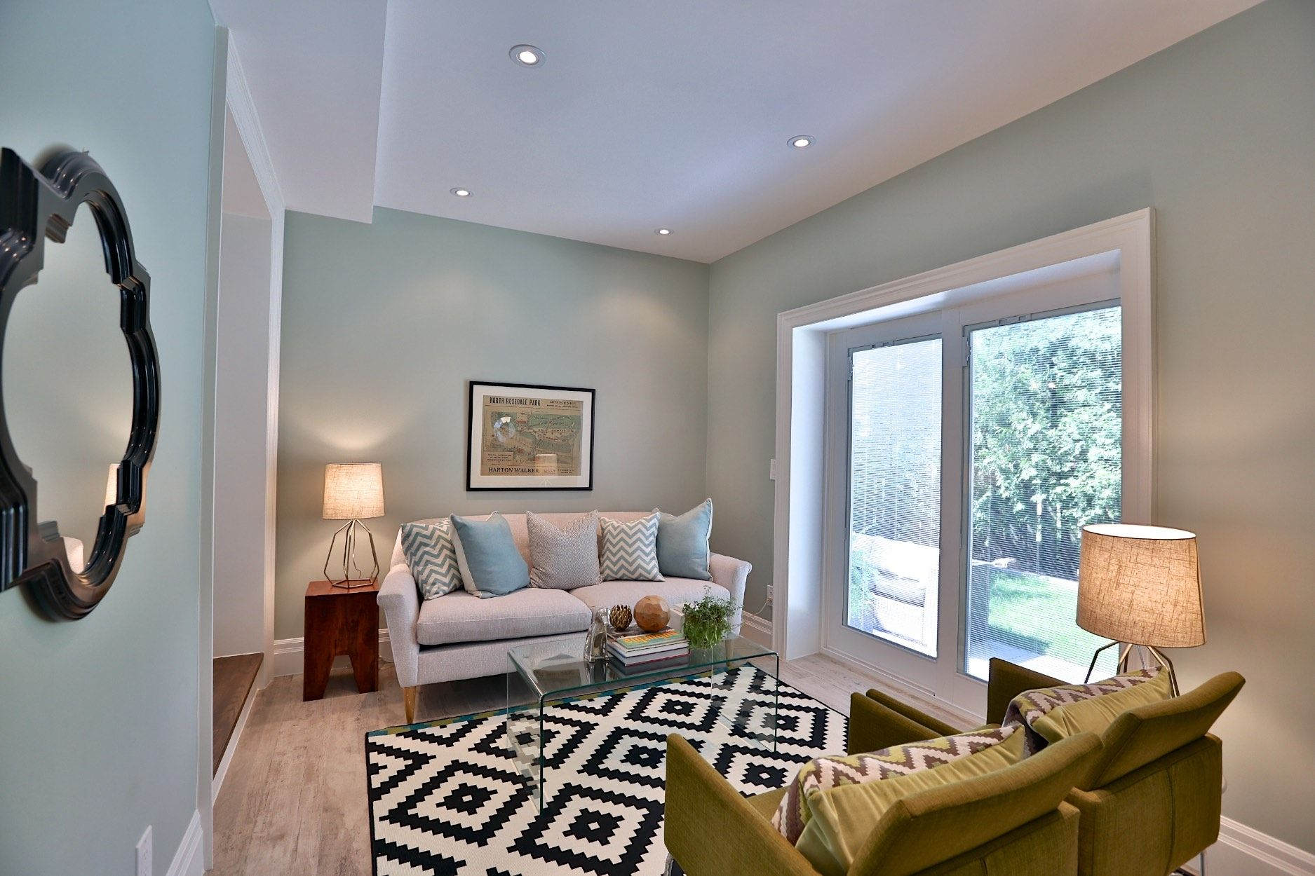 MH Thompson Home Home Staging Decoration Interior Design