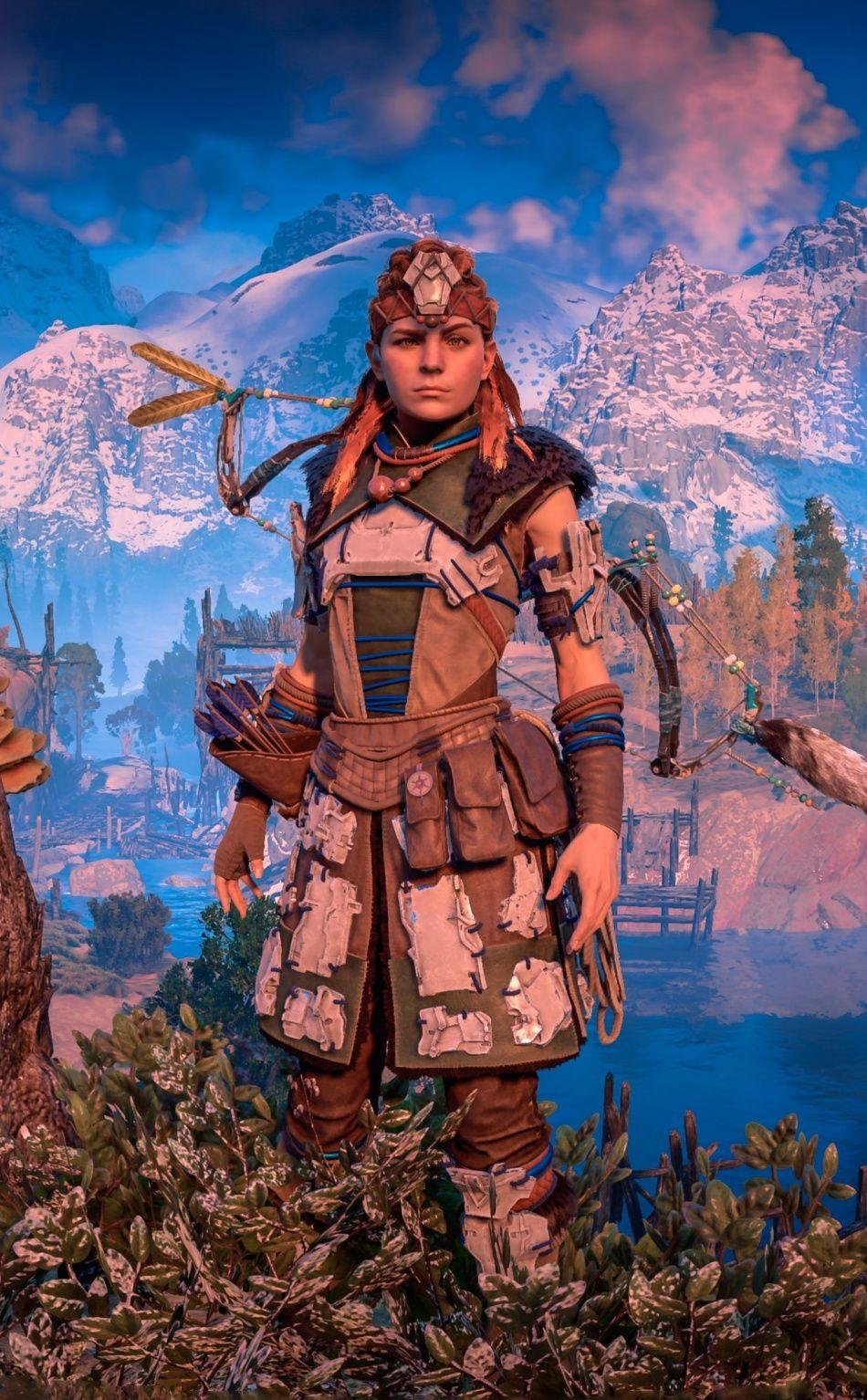 Beautiful aloy archer horizon zero dawn 950x1534