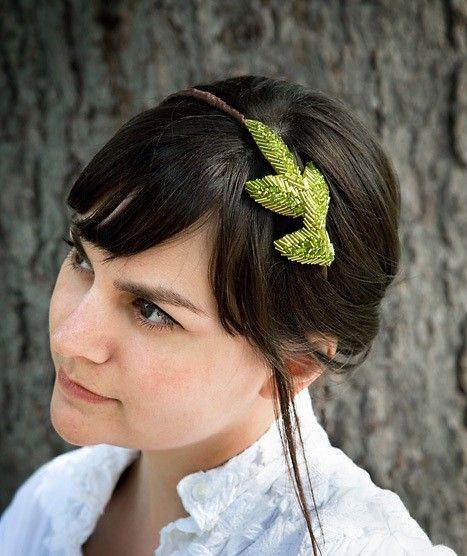 Quirky headband