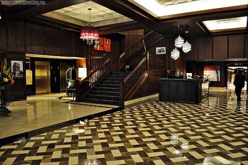 Kimpton Grand Minneapolis Former Athletic Club Very Nice Place