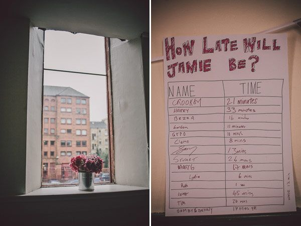 This Modern Romance - Crooksy and Jamie\'s Glasgow Wedding by Ten21 ...