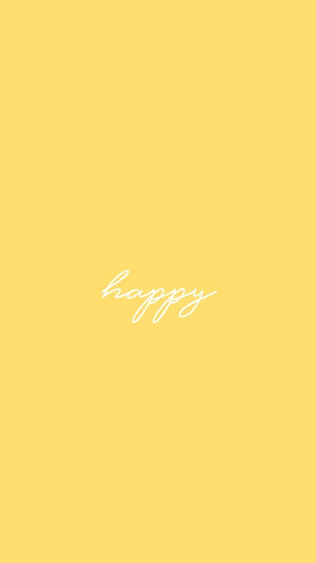 Happy Wallpaper Iphone Quotes Iphone Wallpaper Images Cute Wallpaper For Phone