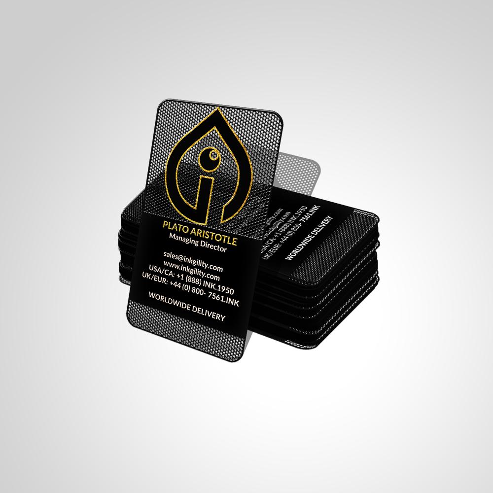 Black Metal Business card | Black Metal Business card | Pinterest ...