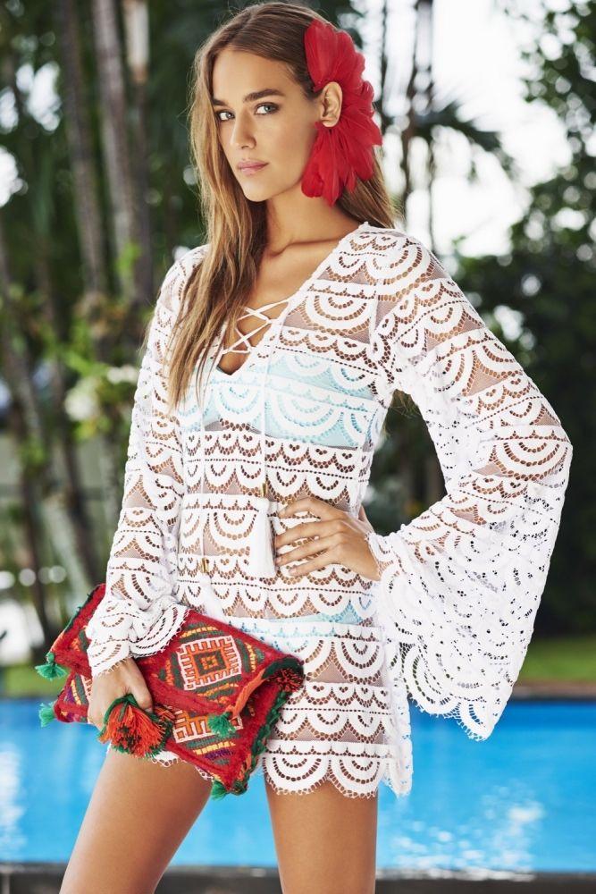 PilyQ cover-up dress at www.cocoisabella.com